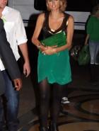 Paris Hilton in club