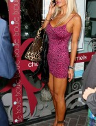 Shauna Sand prostitute shoes