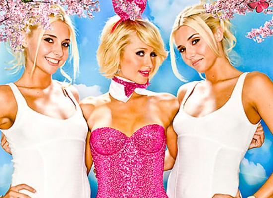 Paris Hilton playboy bunny