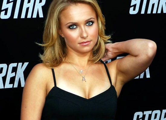 Hayden panettiere cleavage opinion