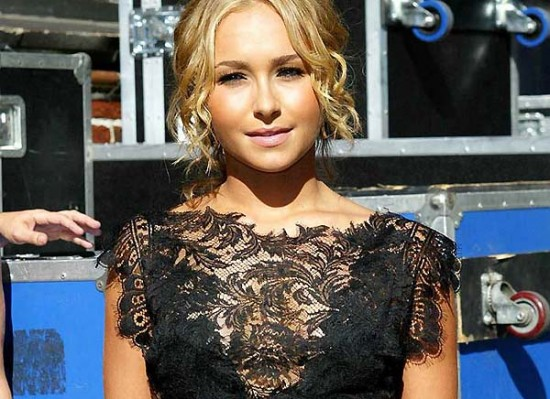 Hayden Panettiere see thru