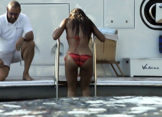 Beyonce Knowles big ass