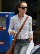 Christina Ricci jeans