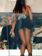 Naomi Campbell ass