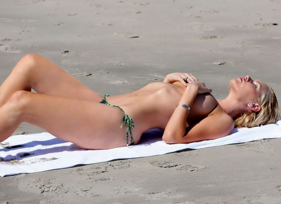 Sophie Monk topless