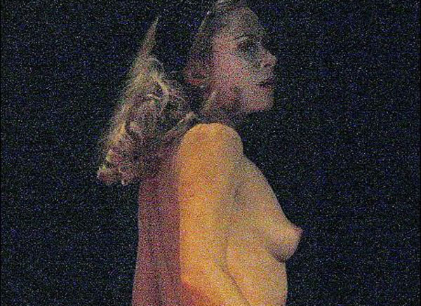 Sorry, that anna friel naked on stage