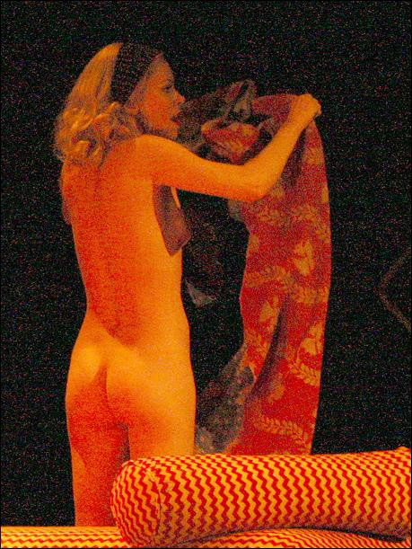 Consider, anna friel naked on stage