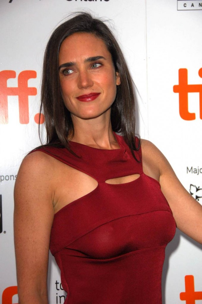 Remarkable, the jennifer connellys big breasts have