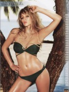 Keeley Hazell bikini