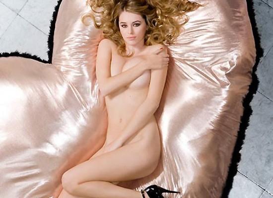 Keeley Hazell nude