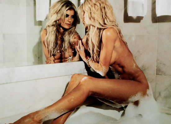 But that's cool with me, because now we can see more of Marisa Miller nude ...