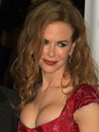 Nicole Kidman cleavage