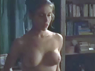 Alyssa Milano topless