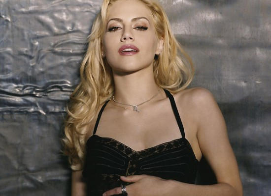 They brittany murphy in pantyhose taking