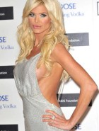 Victoria Silvstedt side boob