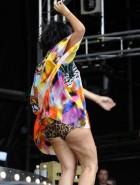 Lily Allen ass