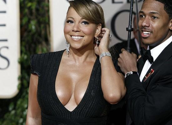 Mariah Carey huge tits