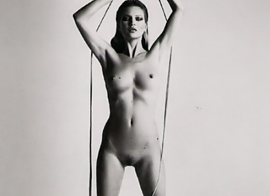 Here are a lot of naked supermodels in Love Magazine :Kate Moss, ...