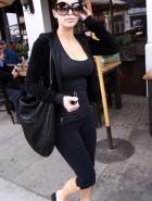 Kim Kardashian out
