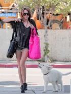 Miley Cyrus public