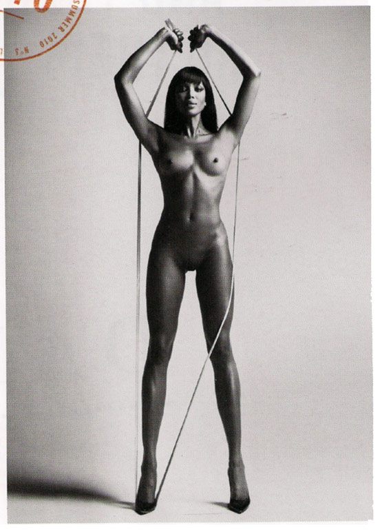Naomi Campbell nude