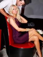 Paris Hilton thong