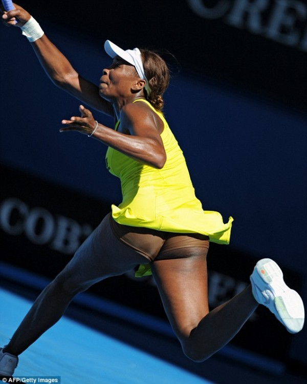 Venus Williams Big Ass 114