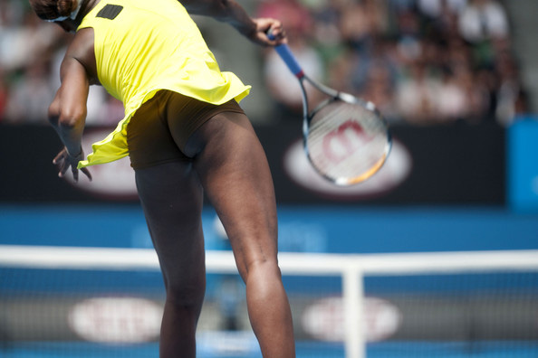 Free venus williams upskirt pics seems me