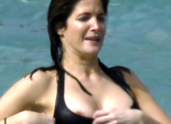 stephanie seymour nipple slip 4 Disabled Porn