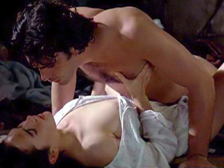 jennifer connelly sex video Jennifer Connelly removes black bikini, exposing her jugs on  .