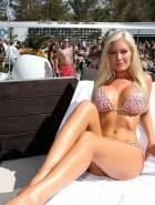 Heidi Montag bikini