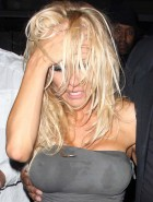 Pamela Anderson drunk boobs