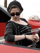 Kristen Stewart cleavage