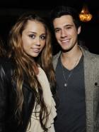 Miley Cyrus upskirt