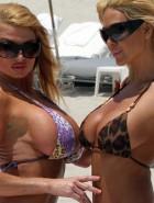 Shauna Sand bikini