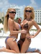 Shauna Sand topless