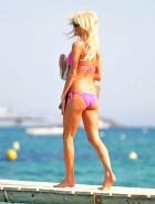Victoria Silvstedt sexy bikini