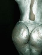 Vida Guerra nude bodypaint