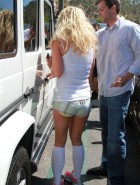 Britney Spears booty