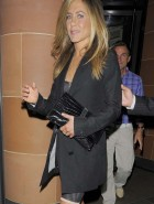 Jennifer Aniston public