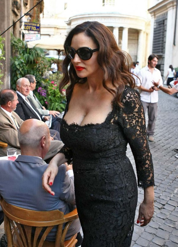 monica bellucci massive tits 600x831 Go to free gay twink gallery for more. I really like this scene because guys ...