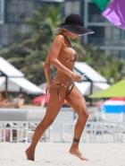 Shauna Sand bikini shots
