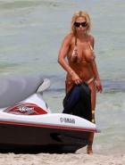 Shauna Sand slutty bikini