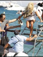 Victoria Silvstedt oops