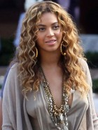 Beyonce Knowles see thru