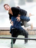 Ashley Greene and Miley Cyrus