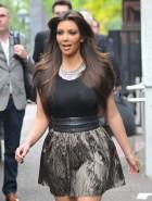 Kim Kardashian big tits