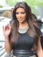 Kim Kardashian nipples