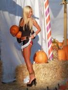 Shauna Sand Halloween