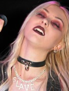 Taylor Momsen scary